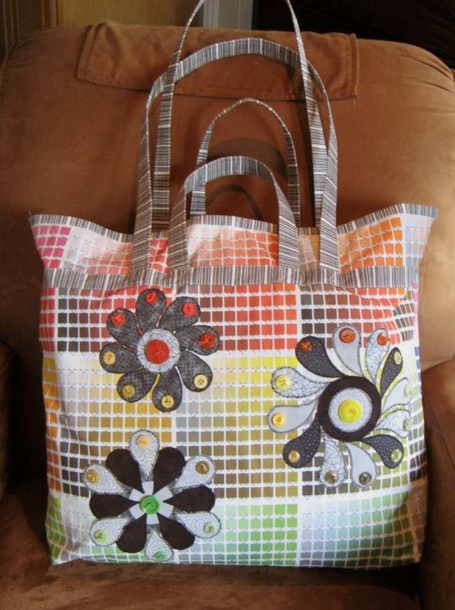 Tote Bag Sewing Tutorial