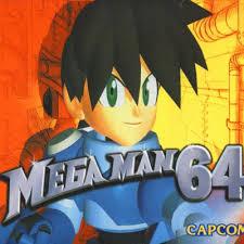 LINK Mega Man N64 CLUBBIT