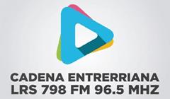 Cadena Entrerriana 96.5 FM