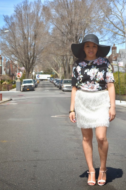 Sew Stylish Rhea: Spring In: Floral and Fringe