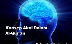 Konsep Akal Dalam Al-Qur'an