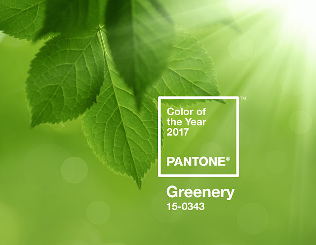 Color Trends For 2017 Pantone
