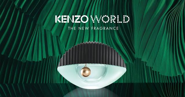 Reklama perfum Kenzo World