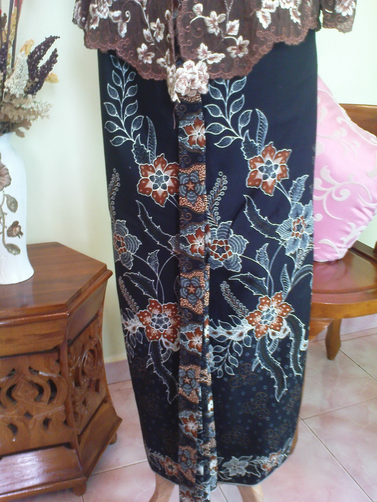 Fashion Look Contoh Koleksi Baju Tempahan