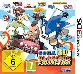 SEGA 3D Classics Collection [3DS] [Mega] [Mediafire]