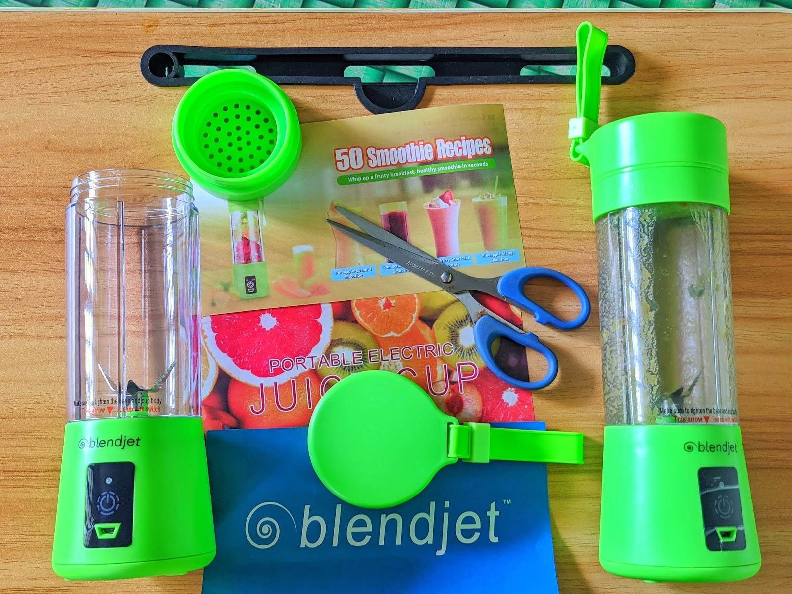 blendjet portable blender review