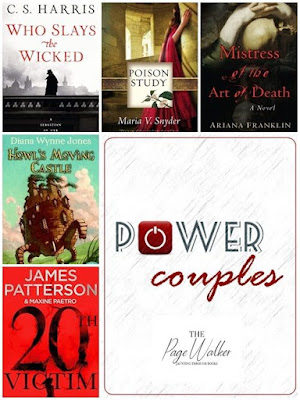 Fictional Power Couples I've Read and Adored