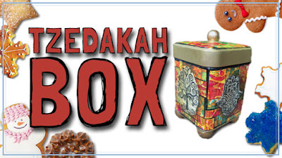 judaica crafts | judauc gifts | how to make a tzedakah box http://schulmanart.blogspot.com/2016/09/artist-chats-power-of-yes.html