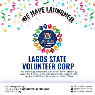 Lagos State Volunteer Corp for Healthcare Workers 2020 | How to Join