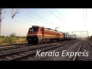 Longest Run for Daily Train: Kerala Express