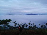 Bahaya Kabut Tebal Pegunungan Bagi Para Pendaki