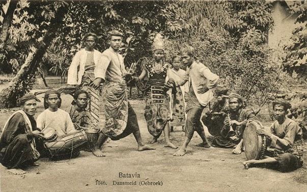 Sejarah Dan Asal Suku Betawi Pertamag