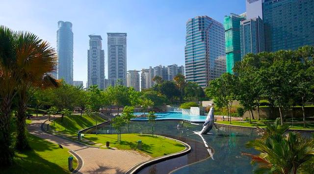 KLCC Park Kuala Lumpur | Malaysia