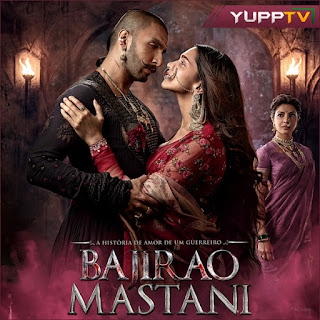 bajirao mastani movie live