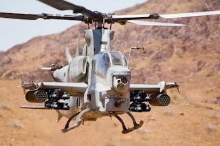 Helikopter Tempur AH-1Z Viper