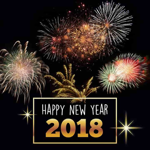 happy new year 2018 pictures
