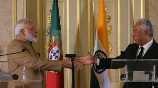 India-Portugal-sign-11-MoUs-across-various-fields