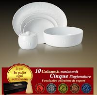 Logo Parmigiano Reggiano ''Premi Pregiati'': vinci set di Porcellane, selezioni di Stagionatura e richiedi premi certi
