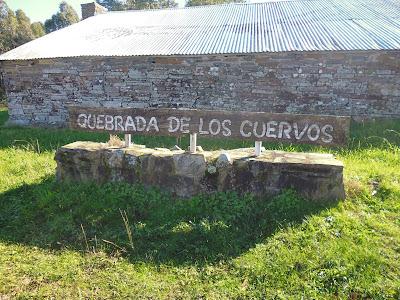 La Quebrada de los Cuervos, Treinta y Tres, turismo en uruguay, Uruguay,