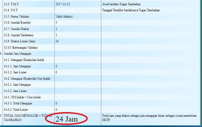 Cara Cek Info Gtk Periode Juli Desember 2020 Terbaru Kherysuryawan Id