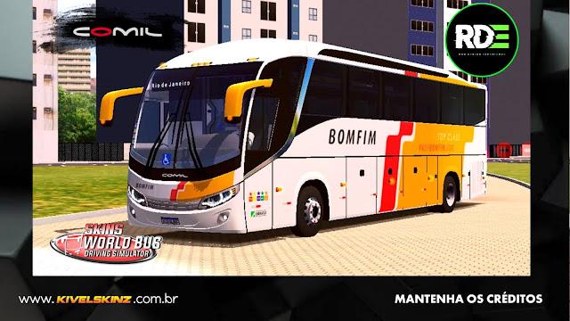 COMIL 1200 4X2 - VIAÇÃO BOMFIM