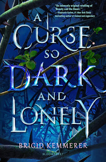A curse so dark and lonely by Brigid Kemmere