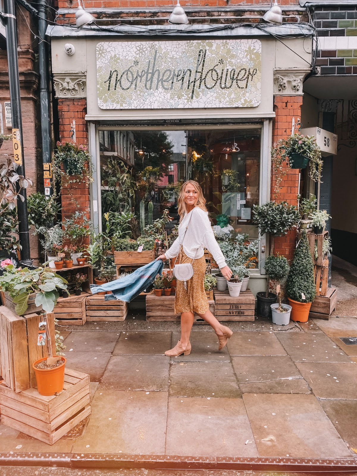 travel blogger Amanda Martin explores the most instagrammable spots in Manchester, UK