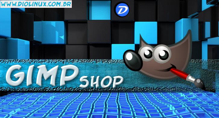 GIMPshop - A alternativa perfeita ao Adobe Photoshop
