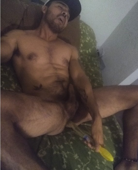 dildo en el culo, placer
