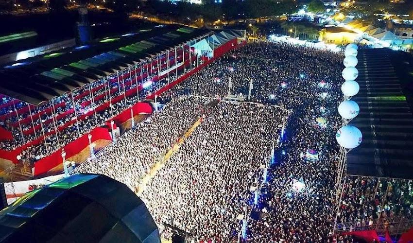 Organização diz que 150 mil pessoas visitaram a EMAPA 2018