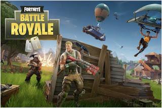 Fortnite Battle Royale Mobile Apk Terbaru
