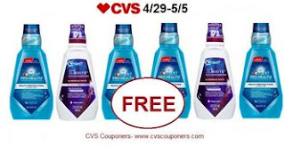 http://www.cvscouponers.com/2018/04/free-crest-prohealth-or-3d-white.html