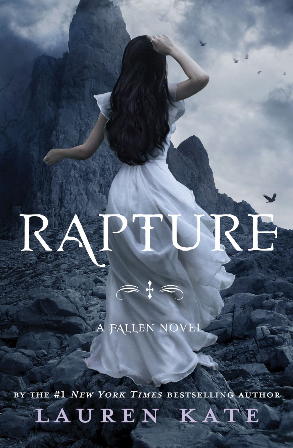 At Home Between the Pages: Review: Rapture by Lauren Kate