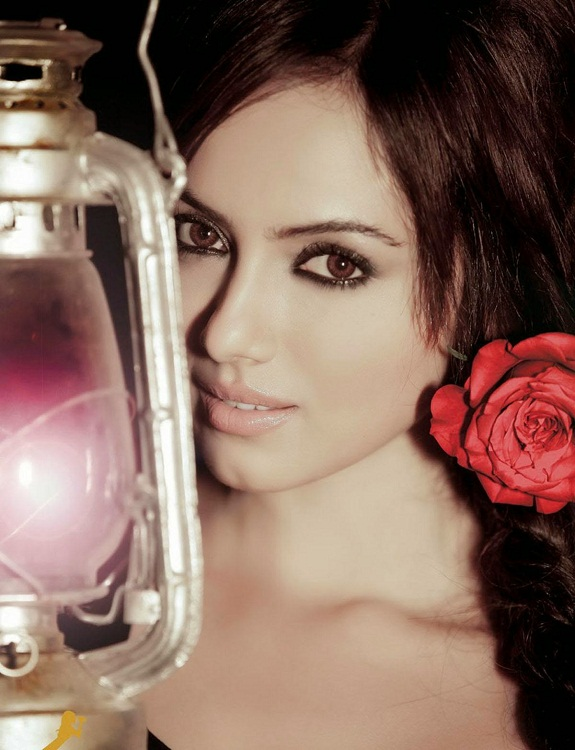 Sana Khan Latest Portfolio Images