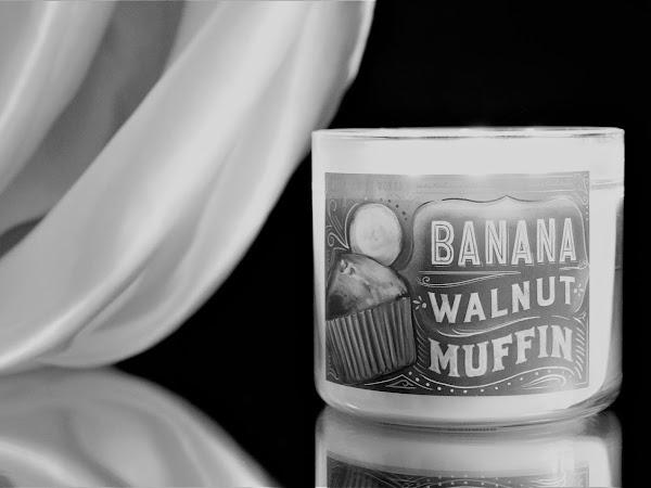 BATH & BODY WORKS BANANA WALNUT MUFFIN - AVIS