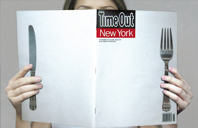 diseño publicitario de Revista