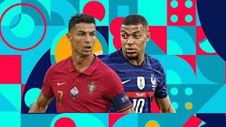 مشاهدة مباراة فرنسا ضد البرتغال في بطولة كأس الأمم الأوروبية يورو2020.. بث مباشر