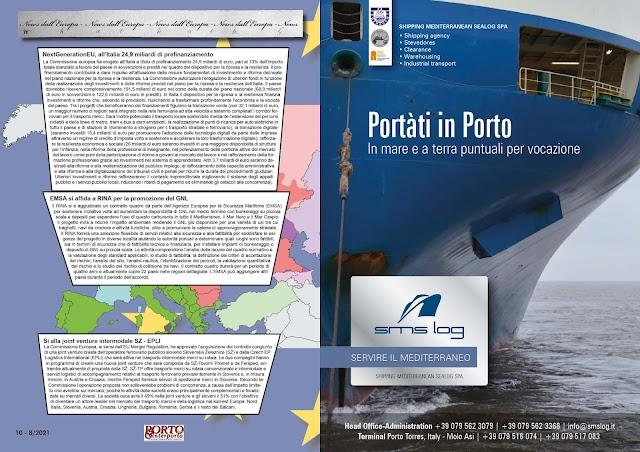 AGOSTO 2021 PAG. 10 - NEWS DALL'EUROPA