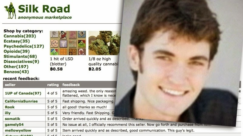 Dread Pirate Roberts ou Ross Ulbricht o dono do Silk Road