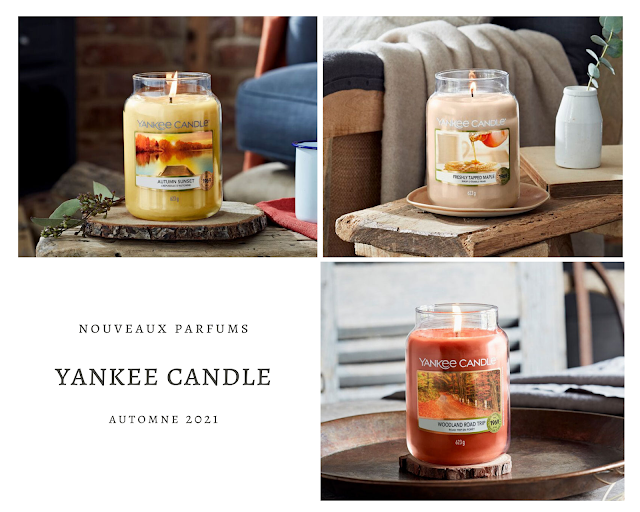 yankee candle woodland roatrip, yankee candle automne 2021, bougies yankee candle automne 2021, yankee candle fall 2021, yankee candle autumn 2021 candles, bougies yankee candle, yankee candle woodland road trip, yankee candle autumn sunset, yankee candle farm fresh peach, yankee candle review