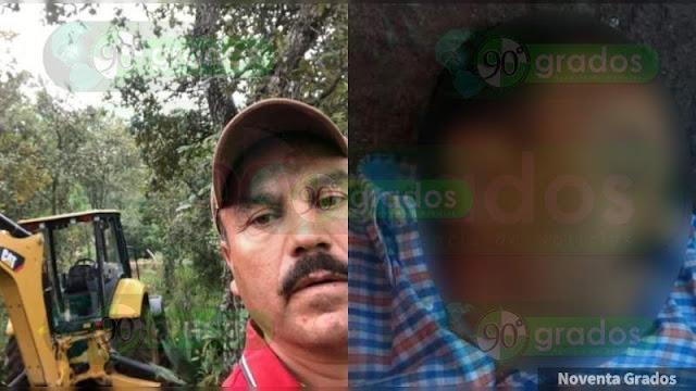 """El CJNG ejecuta a Saúl González alias """"El Foco"""", vinculado con el cártel de """"Los Correa"""" en Zitácuaro  Michoacán, fue asesinado a balazos la tarde del martes"""