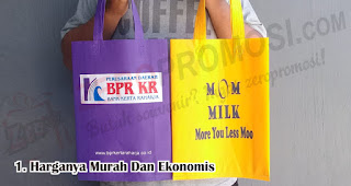Keuntungan Menggunakan Tas Bahan Spunbond karena Harganya Murah Dan Ekonomis