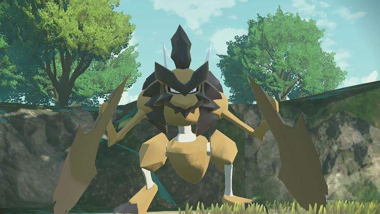 Pokémon Kleavor