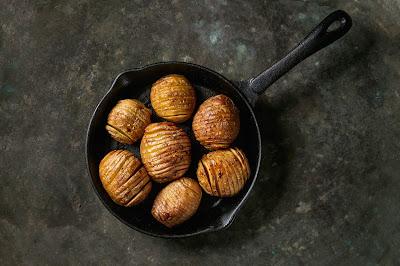 INTERNATIONAL:  Potato Side Dishes