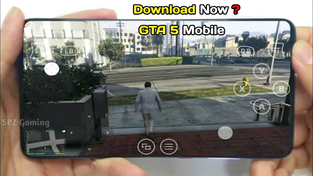 Download GTA 5 on Android Mobile Install and Play GTA V 2021 | 100% Working