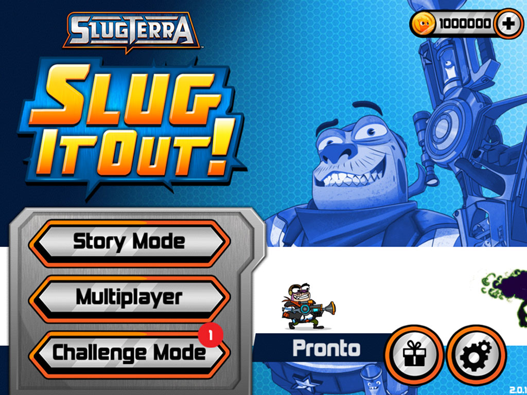 iOS Hack] Slugterra: Slug it Out! Unlimited Monedas v2 0 1