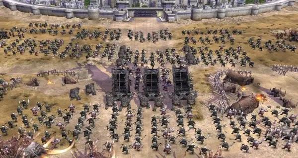 game perang kerajaan offline pc