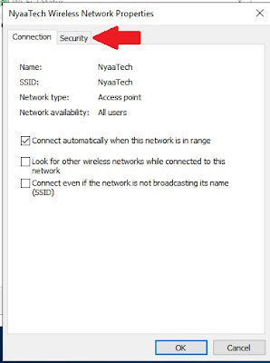 How to See the Connected WiFi Password on Windows 10