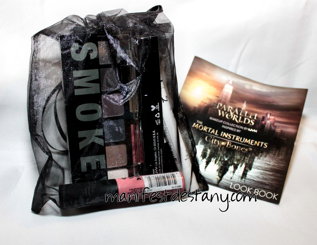 Confessions of a Sarcastic Mom: NYX Parallel Worlds makeup