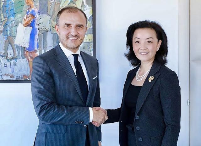 Soreca incontra Yuri Kim: pronti per iniziare la cooperazione, 2020 anno importante per la prospettiva europea dell'Albania